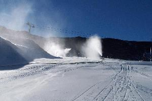 Mt.Hutt snowmaking 2007