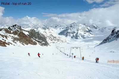 Pitztal - top of run 20