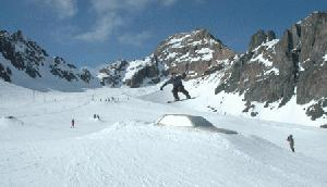 Pitztal car jump