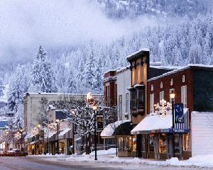 Rossland Vilage, Red Resort