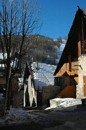 Chantemerle village, Serre Chevalier