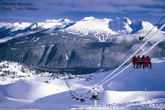 Whistler Blackcomb Riding Guide World Snowboard Guide