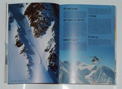 WSG 11th edition heli-board page