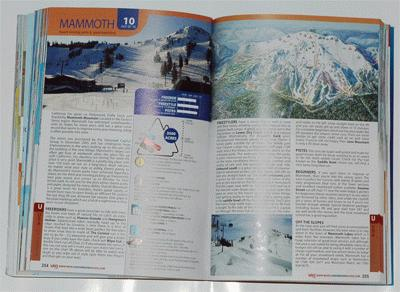WSG 11th edition Mammoth Resort page