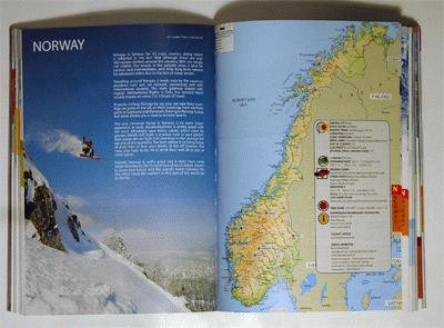 WSG 11th edition Norway page